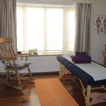 Orange Therapy clinicroom